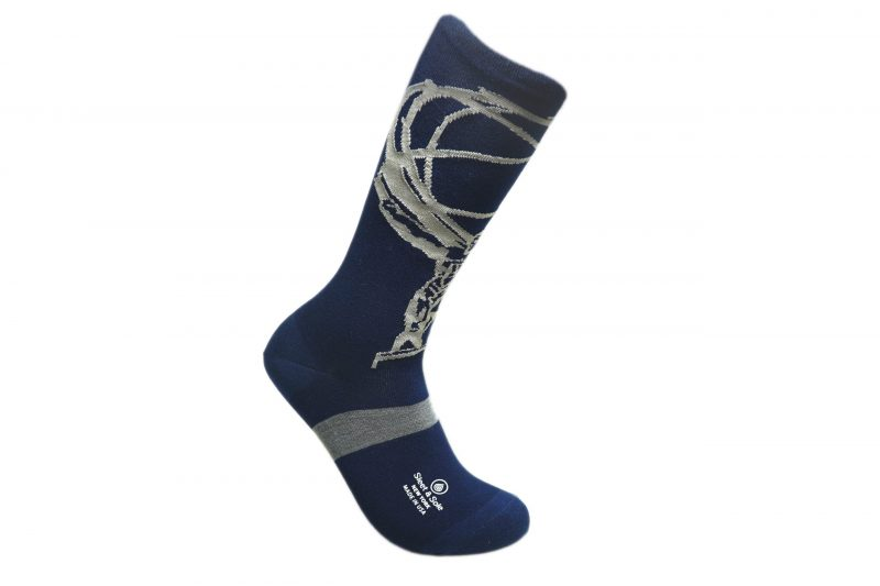 atlas bamboo socks made in the usa at sleet and sole factory