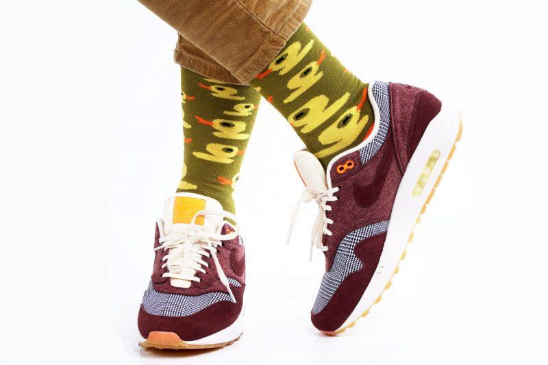 duck bamboo socks sleet and sole