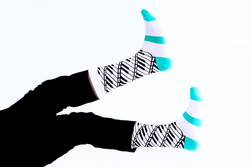 musician socks american made socks