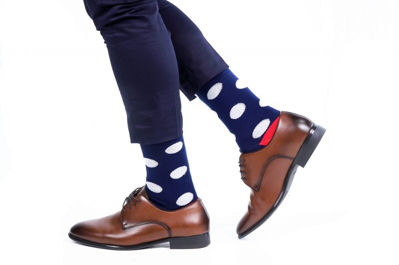 cool dress bamboo socks for men made in the usa sleet and sole