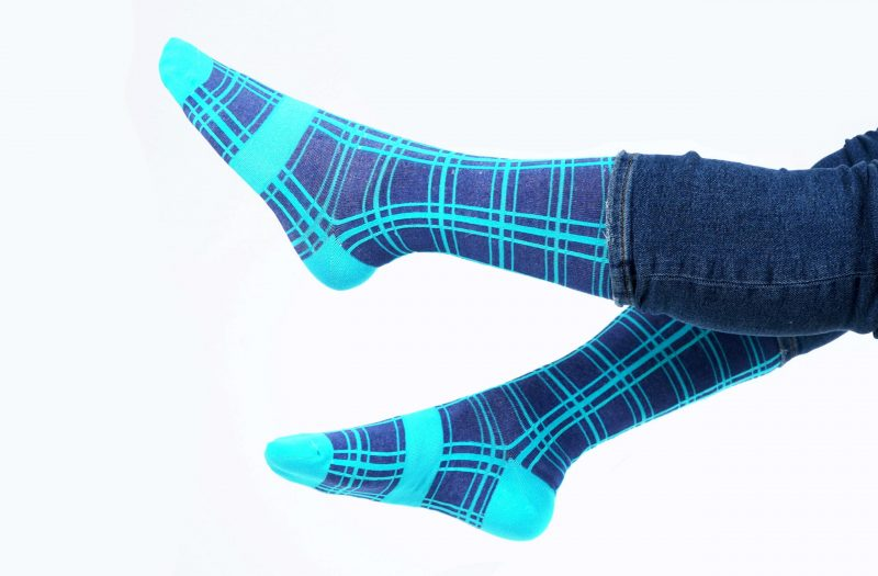 cool dress socks for men made in the usa from recycled plastic bottles sleet and sole