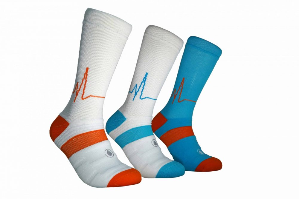 3 athletic gift box pack socks at sleet and sole