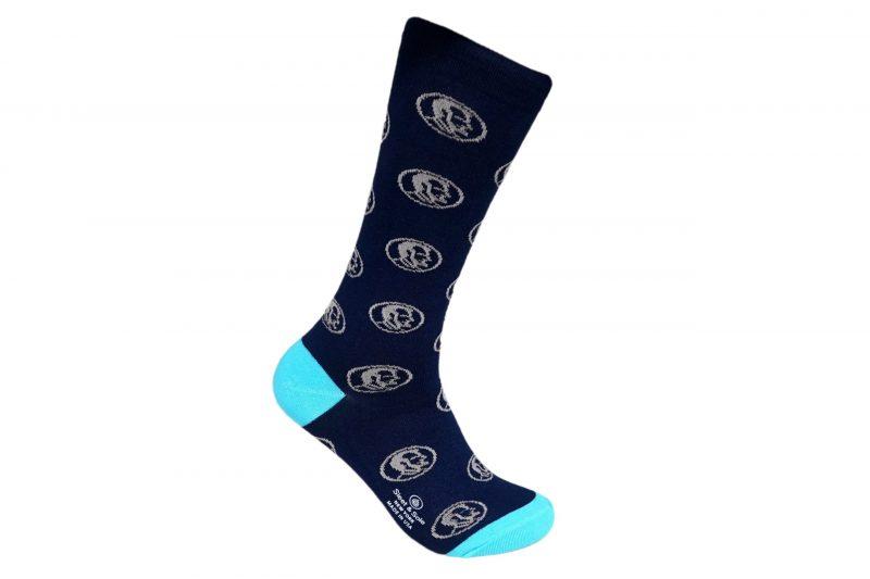 Penny socks bamboo socks made in usa sleet and sole