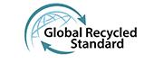 GlobalRecycled logo sleet and sole