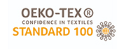oekotextile logo sleet and sole