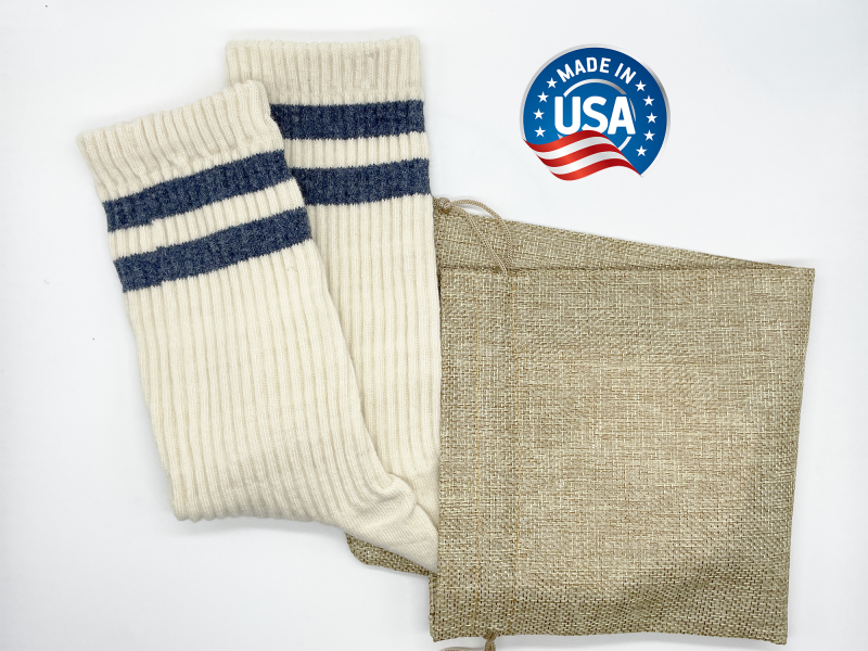 sleet and sole merino wool socks